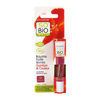 Lip Balm Oil – 02 Silky Plum_image