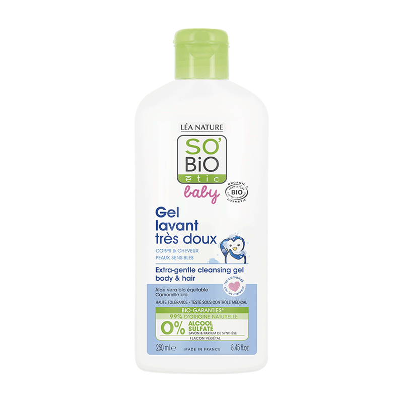 Extra-gentle Cleansing Gel – 250ml_image