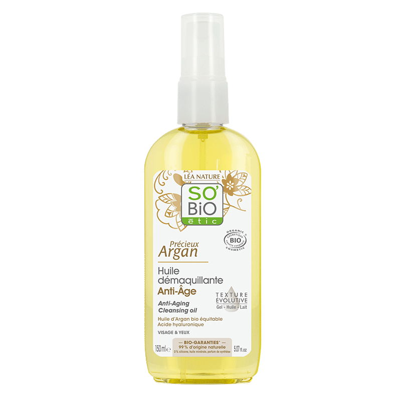 Anti-aging cleansing oil_image
