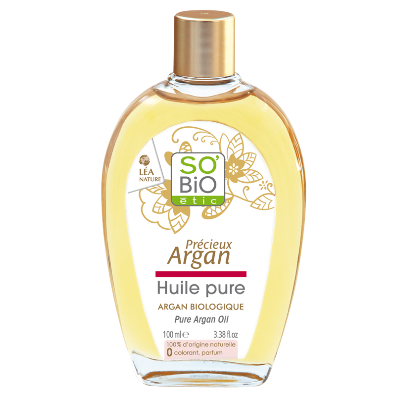 Organic pure argan oil – 100 ml_image