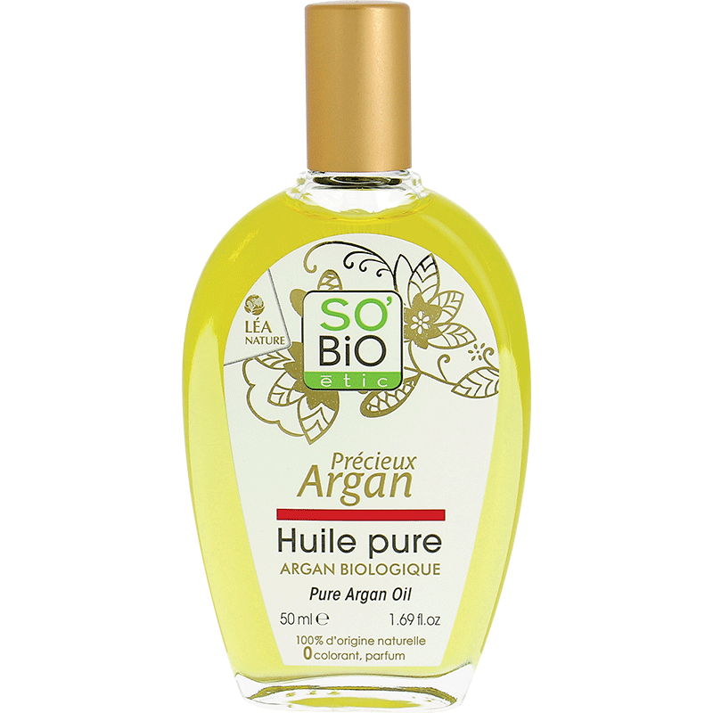 Organic pure argan oil – 50ml_image