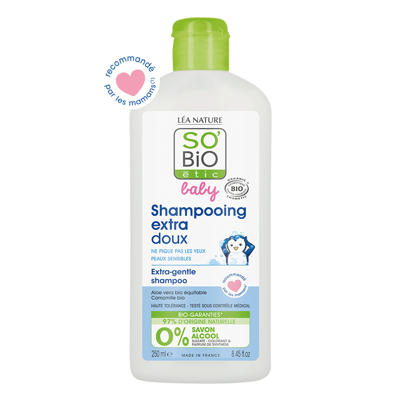 Extra-gentle shampoo – 250ml_image